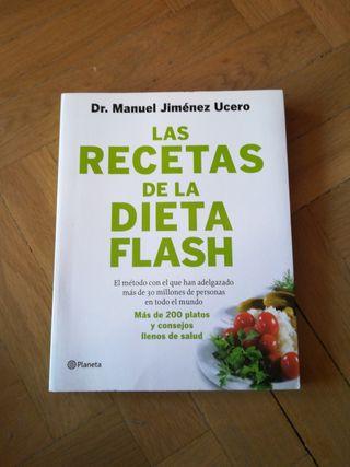 que es la dieta flash
