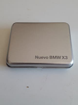 brújula BMW X3