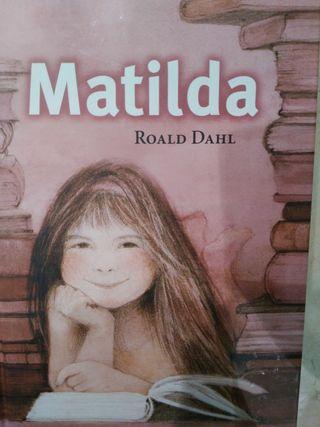 Matilda. Nuevo. Circulo lectores