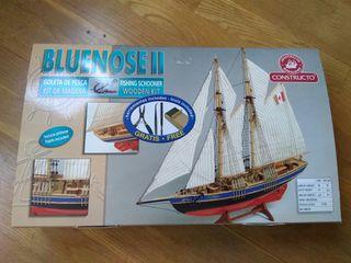 Maqueta Bluenose II
