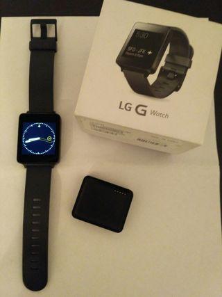 Smartwatch LG G watch