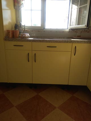 Mueble Ikea cocina de segunda mano en Madrid en WALLAPOP