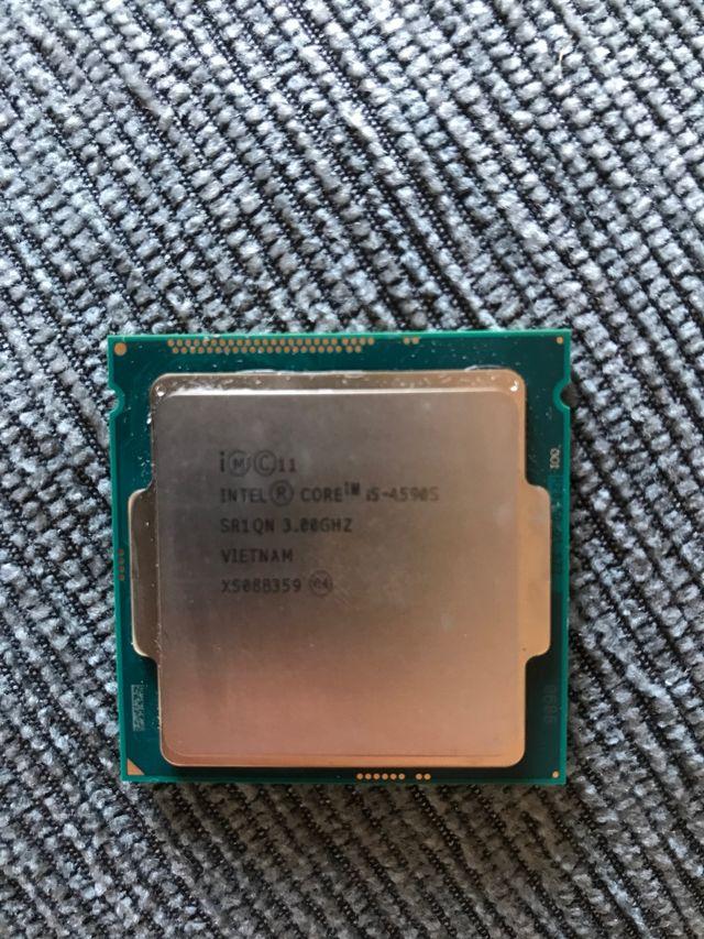 Procesador Intel Core i5 4590S