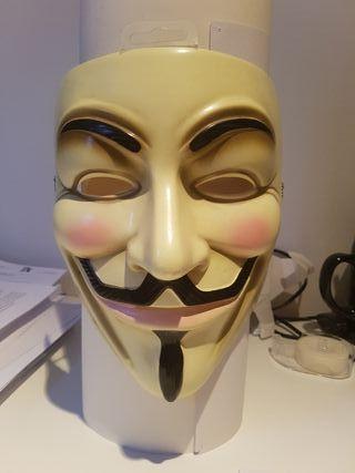 Mascara original V de Vendetta