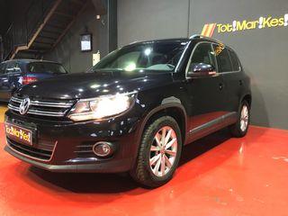 Volkswagen Tiguan 2014 4x4 piel gps techo bola 177
