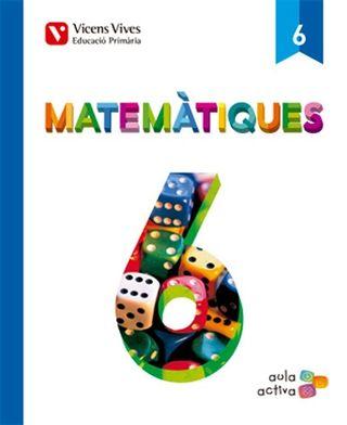 Llibres de MATEMATIQUES 6