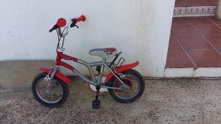 bici niño hasta 5 años
