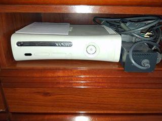 Xbox 360+mandos+juegos