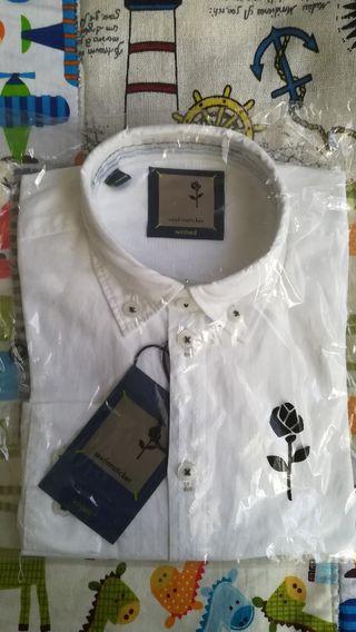 camisa niño talla 104 / 110