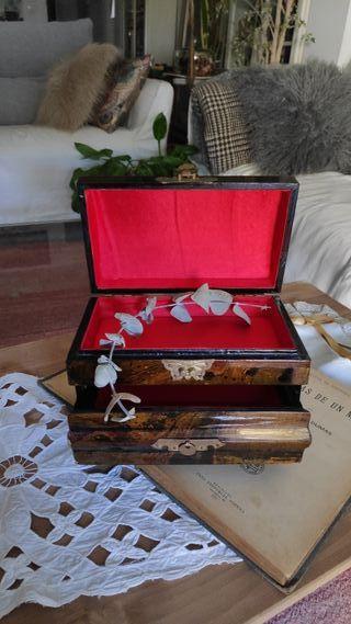 vendo joyero chino vintage