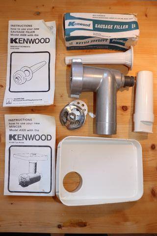 Accesorios Robot cocina Kenwood