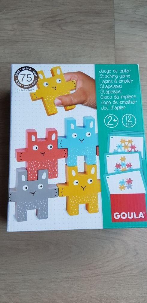 Juego apilar marca Goula nuevo