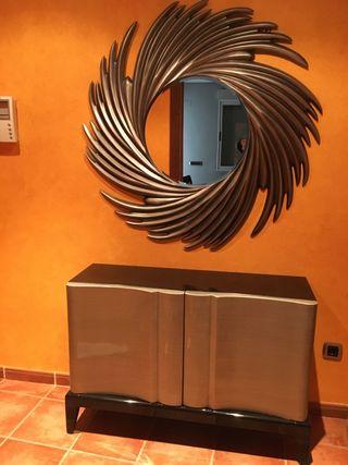 Mobiliario comedor y habitación