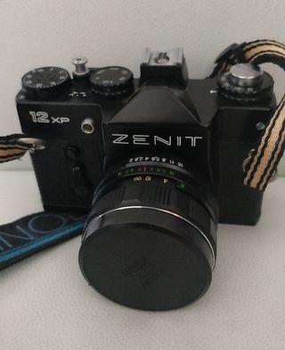 Zenit 12XP Equipo completo.