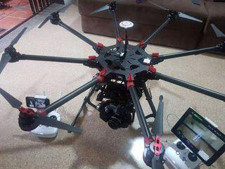 Dron profesional DJI 1000