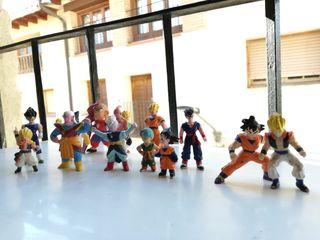 "Figuras ""Dragon Ball"""