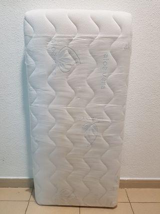 colchón cuna 112x52 cm