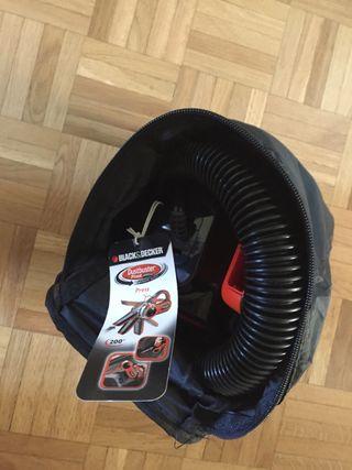 Aspirador de coche Black & Decker Pav1205