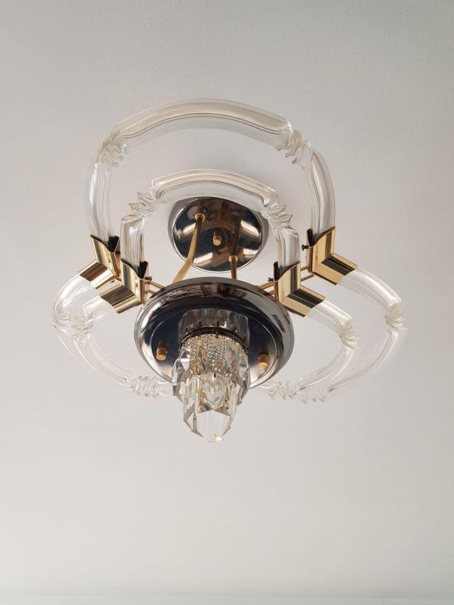 vendo 2 lamparas comedor led luz blanca.