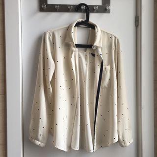 Blusa Zara talla XS