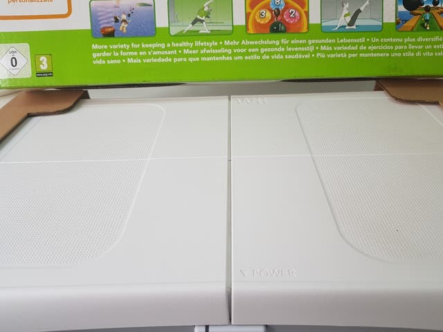 wii fit plus + juego.