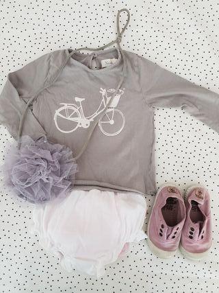 Camiseta Nicoli niña o niño. T 18M