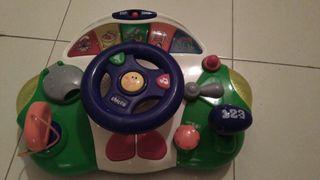 volante, juguete de bebé