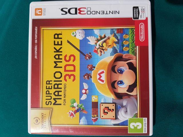 Super Mario Maker Juego Nintendo 3ds De Segunda Mano Por 10 En