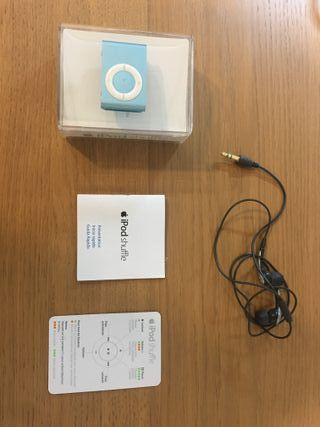 Ipod Shuffle Azul 1GB