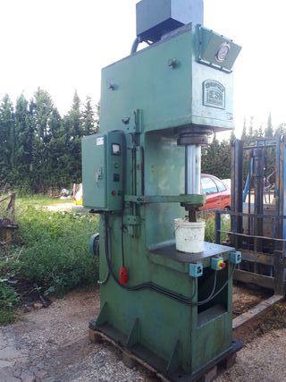 prensa vertical industrial