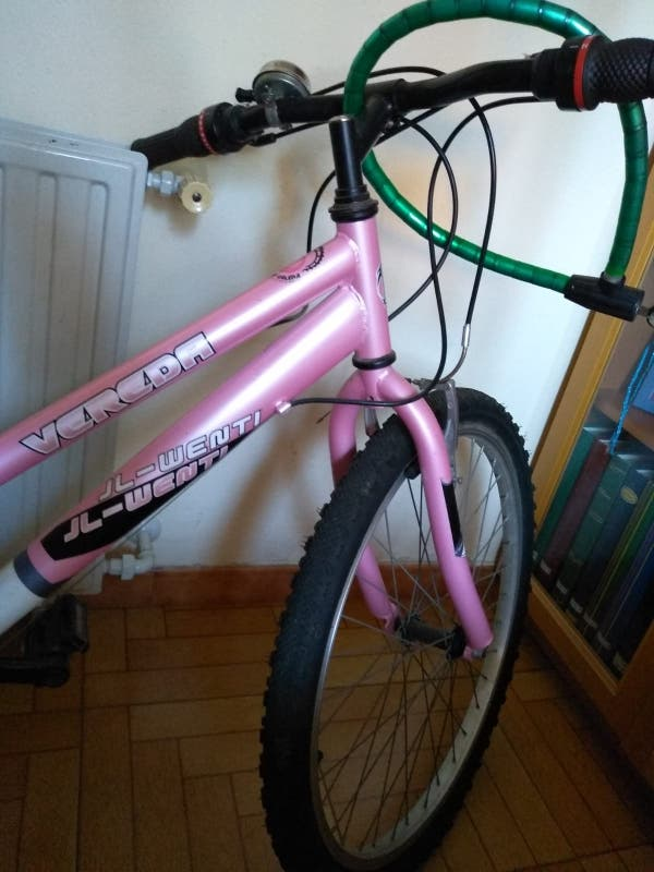 Bicicleta niña,24 pulgadas