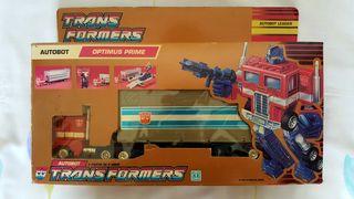 Optimus Prime. Transformers G1. Hasbro.
