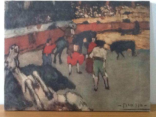 Cuadro reproducción Picasso