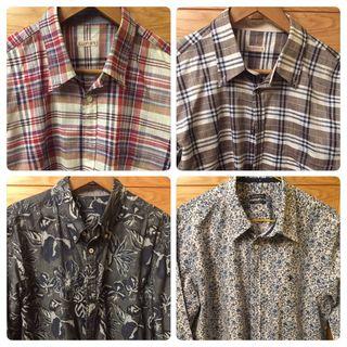 Camisas LLOYDS talla XL