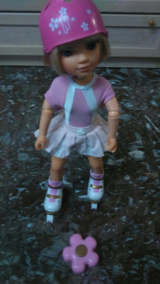 Nancy patinadora
