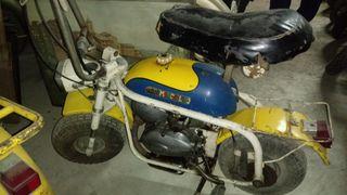 Ducati MiniMarcelino clàssica.