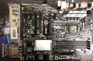PLACA ASUS Z270 PRIME P + I5 7600K Socket 1151