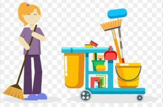 limpieza de hogar para Navidad