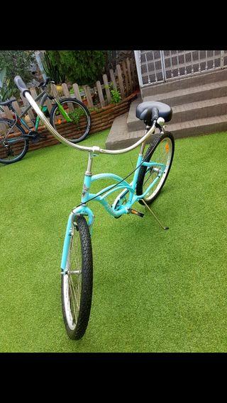 Vendo bicicleta de paseo beach cruiser importada