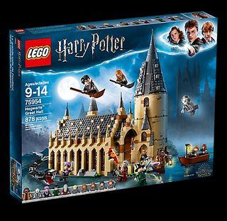 Lego HARRY POTTER - Gran Comedor Hogwarts (75954)