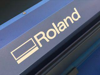 Plotter Roland VS-640 (impresión y corte)