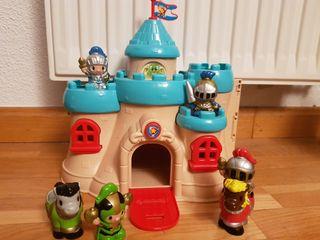 castillo para bebés juguete de 12 meses a 3 años