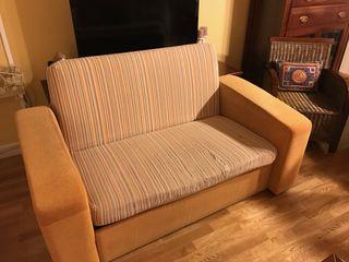Sofa cama para cuarto de estar de segunda mano por 60 € en Parla en ...