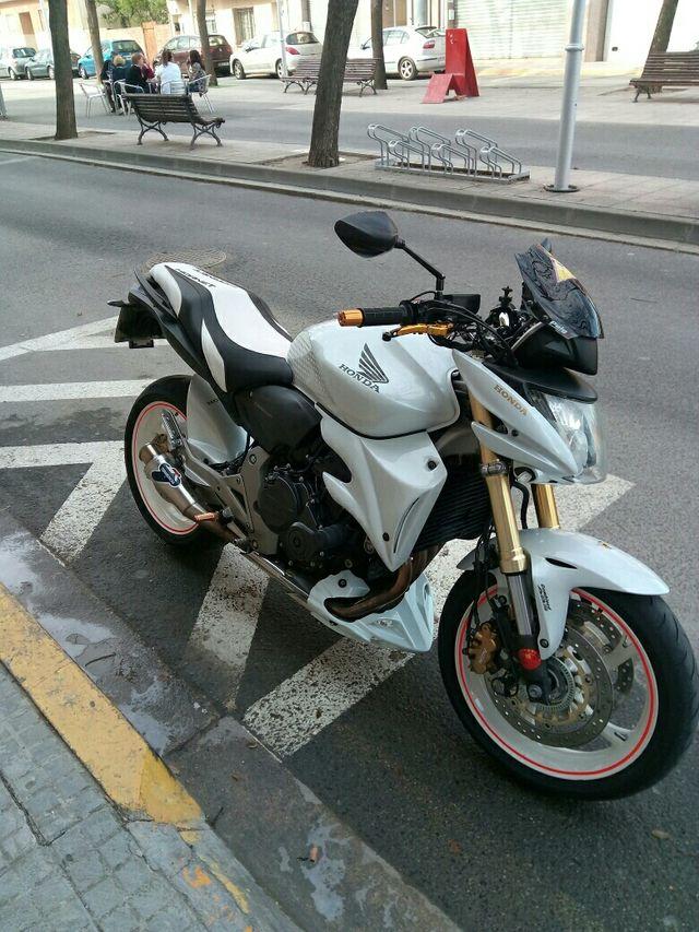 2008 Honda CB 600 F (Hornet) Wallpaper - Mbike.com