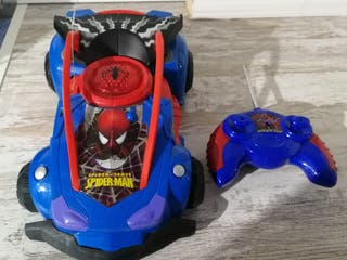 coche Spiderman radio control