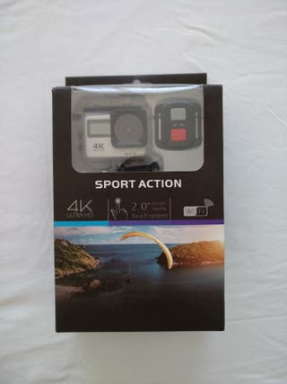 Go Pro Sport Action K ULTR HD WIFI