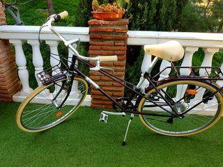 Vendo bicicleta de paseo clásica nueva