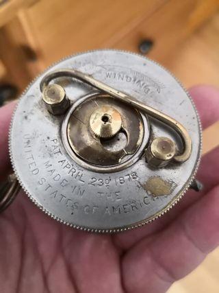 reloj antiguo 150años