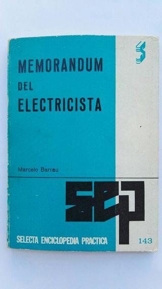 Memorándum del Electricista