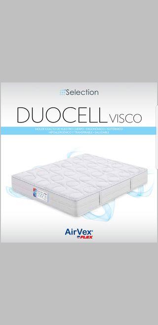 flex Duocell visco nuevo oferta!!